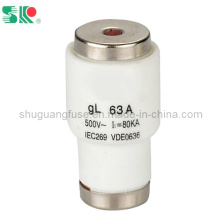 Screw Type Low Voltage Bottle Fuse 63A Gl