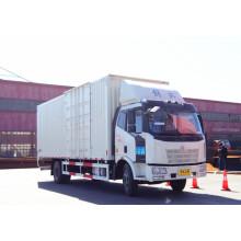 180HP 8ton Cargo Van Trucks for Sale