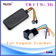Vehicle GSM GPS tracker with SIM card