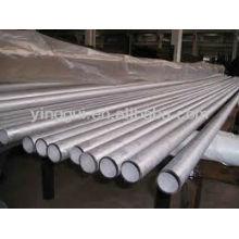 China proveedor 6106 tubos de aluminio fría