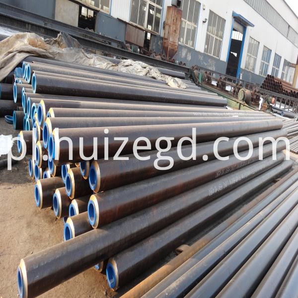 steel pipes and tubes