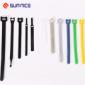 High quality Reusable Custom Hook Loop Cable Ties