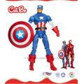 Captain America Plastic Doll