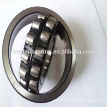 Gaiola de bronze Gaiola de ferro 22207K Rolamento de rolos esférico