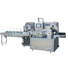 Automatische horizontale Infusion Pflaster Flow Packing Machine