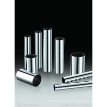 ASTM En 304 316 316L 201 tubo de tubo de aço inoxidável bobina