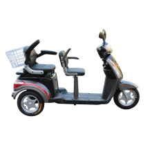 500W~1000W 3-Wheel Double Seats Electric Mobility Scooter (XLT48-B)