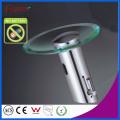 Fyeer Glass Spout Wasserfall Self-Power Automatik Sensor Wasserhahn für Waschbecken