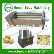 Fruit and Vegetable Washing Machine&Commercial Potato Peeling Machine