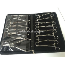 Herramientas de perforación de cuerpo de alta calidad Herramientas de perforación de cuerpo inoxidable