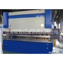 Cnc hidráulica tándem herramienta de freno prensa