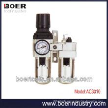 Фильтр воздуха воздушный Регулятор воздуха Лубрикатор AC3010