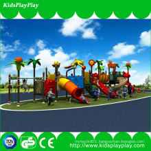 Promotion Kids Playground Equipments for Outdoor Playground with Slides