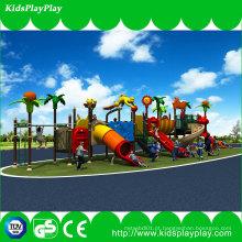 Equipamentos de recreio de crianças de promoção para Playground ao ar livre com Slides