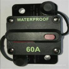 Protección de fusibles Disyuntor del audio para el automóvil 60A de 12V 24V 36vin