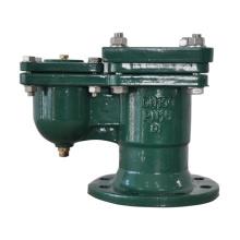 flanged orifice air valve
