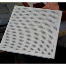 Perforated Clip-in Aluminum Ceiling Tiles