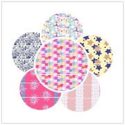 100% gedrukte katoen stof voor home textiel met goede kwaliteit
