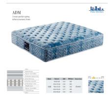 Colchão confortável com espuma Euro Pillow Top Spring