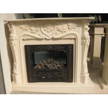 China Supplier for China supplier of Green Granite Products, White Marble, Grey Marble, Stone Carving Marble Fireplace Mantel export to Guam Supplier