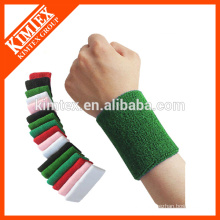 Terry cotton custom personalized wrist sweatbands