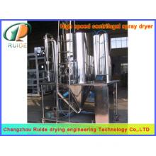 Spray dryer for instant soy milk powder