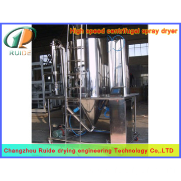 Spray dryer for instant soy milk powder