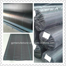 Woven Geotextile for Weed Control