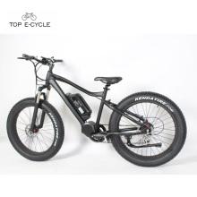 8fun1000w HD motor mid drive grasa neumático bicicleta eléctrica 2017 2018