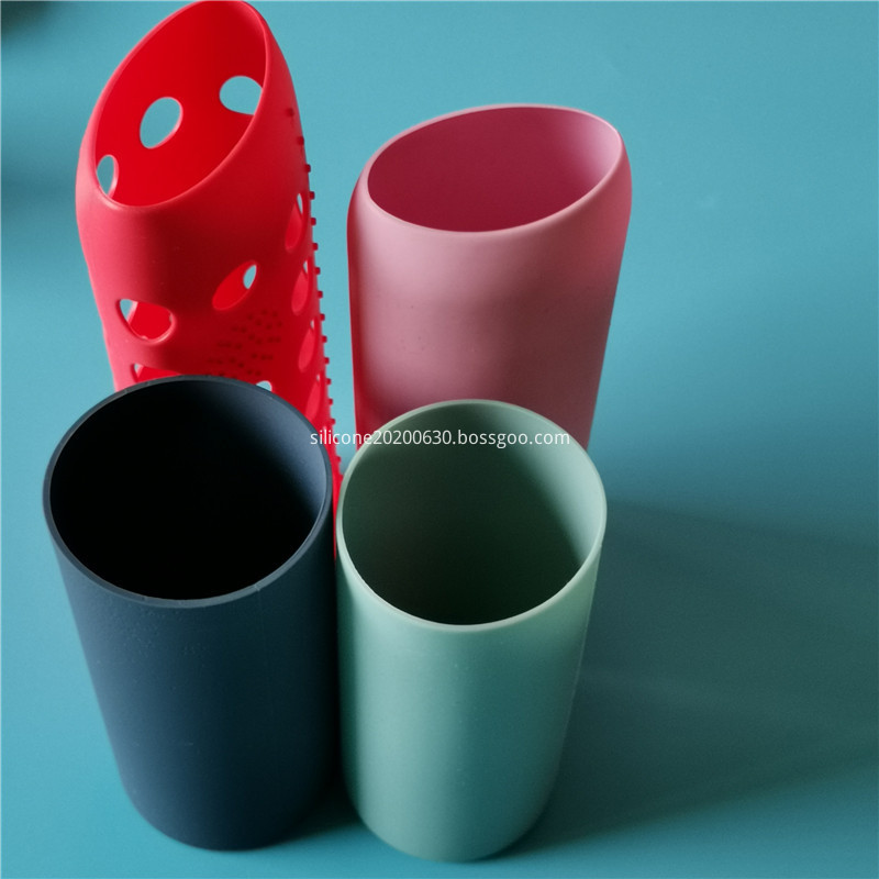 Insulated baby bottle drop sleeve