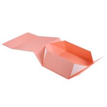 Custom made paper gift cardboard box for packing