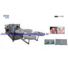 High Quality Fully Auto Bzk Antiseptic Prep Pad Making Machinery