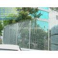 Clôture en acier galvanisé, clôture en acier galvanisé, grille en acier galvanisé