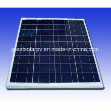 Ausgezeichnete Qualität 80W Poly Sonnenkollektor mit gutem Wirkungsgrad vom chinesischen Hersteller