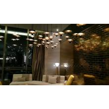 Hotel Villa decoration Customized glass Chandelier light