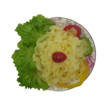 Brc Низкоуглеводный полукопченый морковь Konjac Shirataki Вок лапша