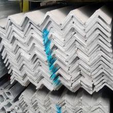 Barra de ángulo igual e inigualable Perfil de acero galvanizado