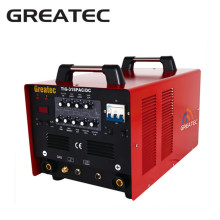 Inverter AC/DC Pulse with Water Cooling Torch for Aluminum Welding (TIG315P ACDC)