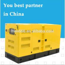 energía de generador 60KVA Shangchai 3 fase de modelo del motor SC4H95D2