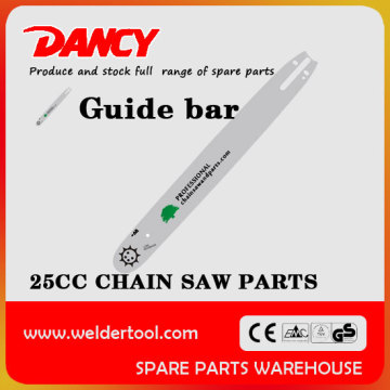 2500 chainsaw guide bar
