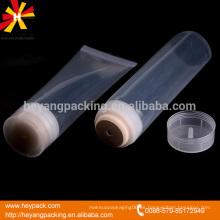 Tubo de esponja de espuma transparente 200ml