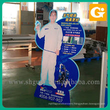 Advertising billboard Foam Core Board printing Custom Print On Whiteboard