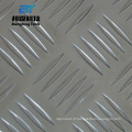Plaque à carreaux en aluminium gaufré 3003 1100