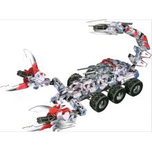 Скорпион колесница