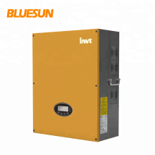 Bluesun 15kw three phase EU standard on grid solar inverter DC change to AC competitive price