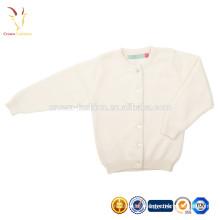 Children Pure Cashmere Cardigan Sweater