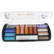 Professionelle Augen Make-up Paletten 13 Farben Make-up Fabrik Lidschatten