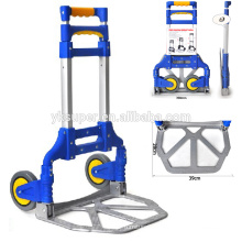 High quality cheap price various types of hand trolley, hand trolley foldable