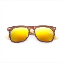 Fabricante de caixa de óculos de sol de madeira 2018
