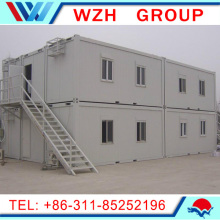 Three Storey Container Dormitory